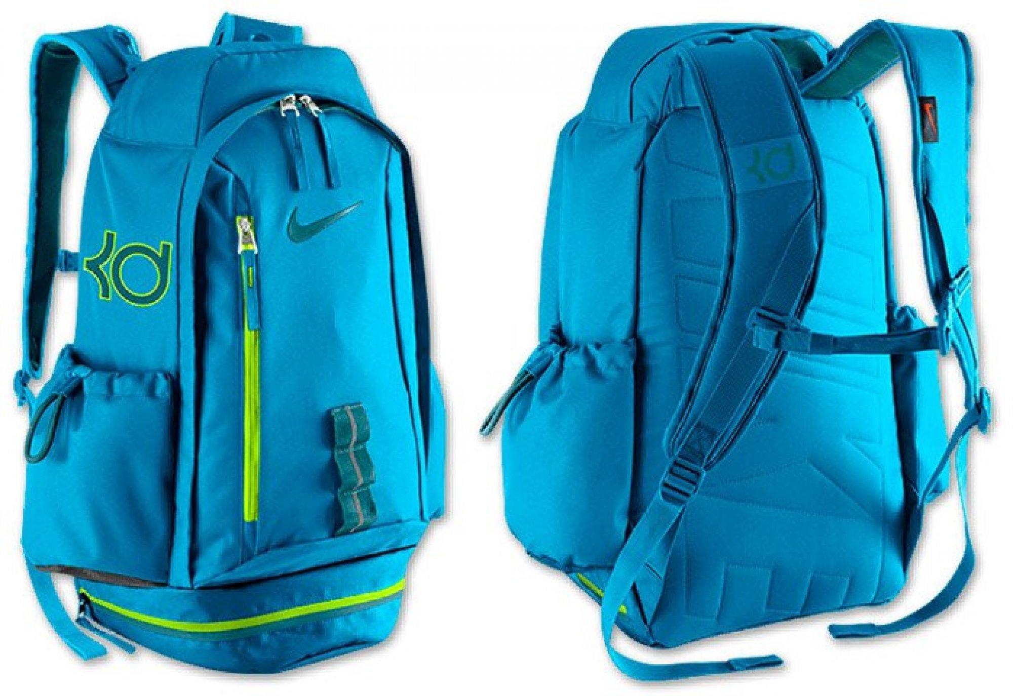 Nike KD Fastbreak Backpack Vivid Blue Electric – brandedleftovers 4cc846b567